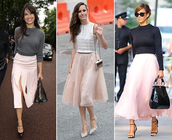 Cómo Combinar Calzado Y Ropa Rosa Para Mujer En 2019
