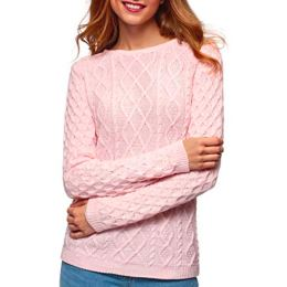 Jersey rosa mujer